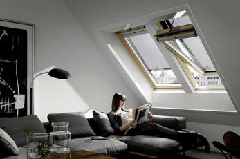 Dachfenster-Velux