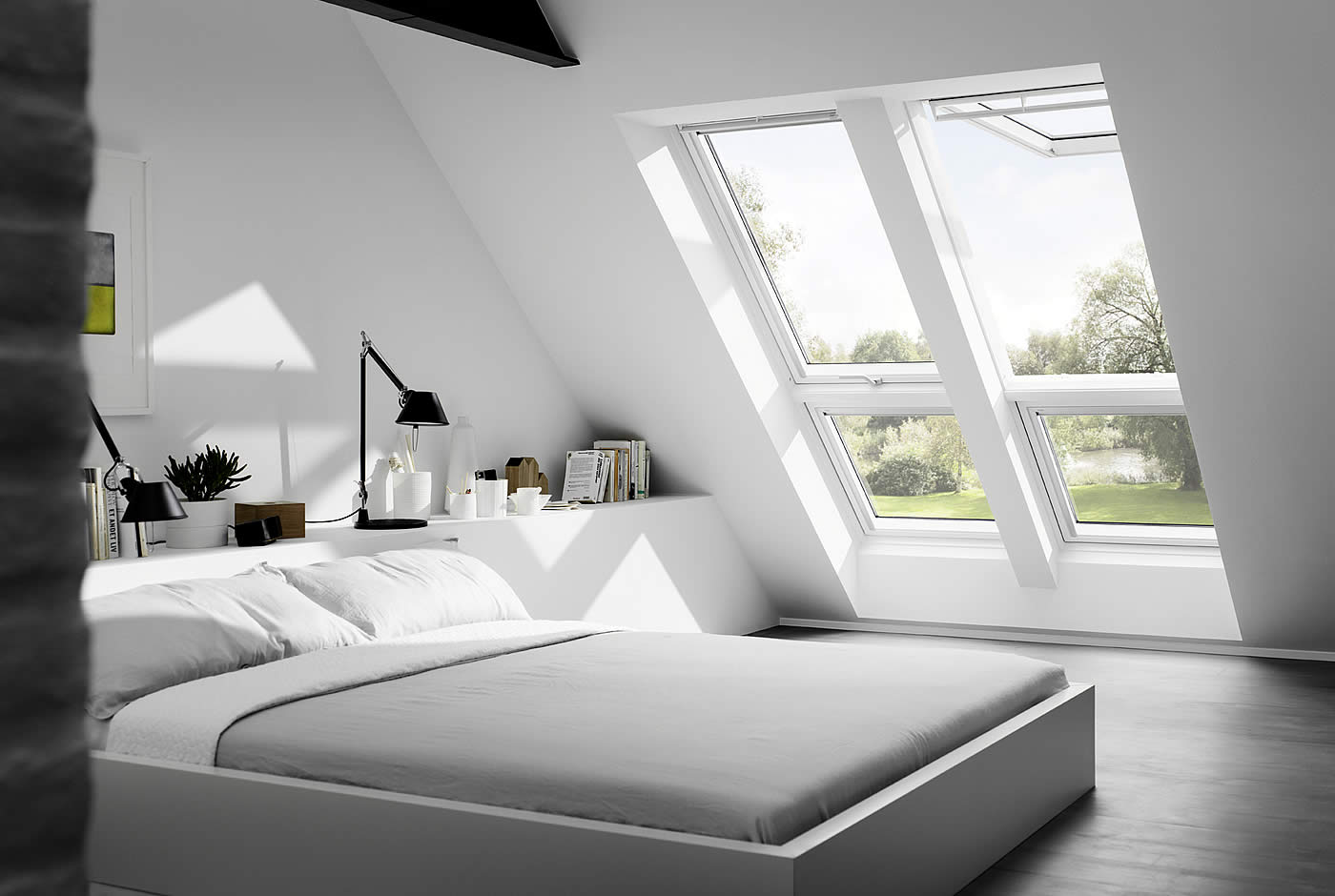 velux dachfenster beratung und einbau. Black Bedroom Furniture Sets. Home Design Ideas