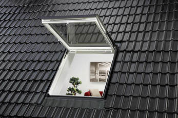 Velux GTU Dachfenster